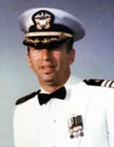 Arthur Samuels Navy Commander